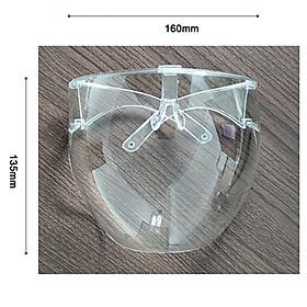 Kính chống giọt bắn/ Kính trong suốt Face Shield phòng dịch