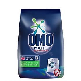Bột giặt OMO Matic cửa trước 6kg