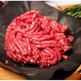 Thịt Xay Bò Mỹ