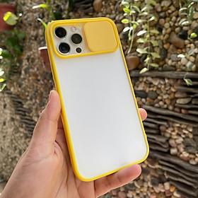 Case Ốp Lưng Chống Sốc Che Camera Dành Cho Iphone 12, Iphone 12 Pro, Iphone 12 Pro Max - Nhiều Màu