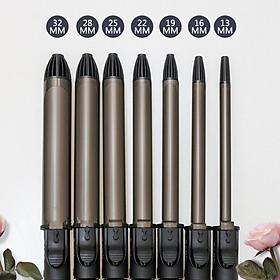 Máy uốn tóc chuyên nghiệp Hàn Quốc 886 - Xoay Trục