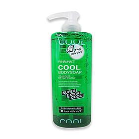 Sữa tắm bạc hà siêu mát lạnh Pharmaact Extra Cool Body Soap (600ml)