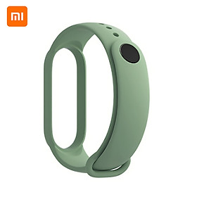 Xiaomi Mi Band 5 Strap Wristband Bracelet Replacement Sport Watch Strap TPU Strap Breathable Soft Skin-friendly Smart