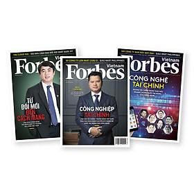 Combo Forbes Việt Nam - chủ đề Tài chính