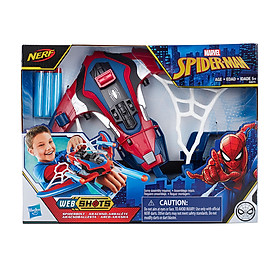 Đồ Chơi SPIDERMAN trang bị Chiến Đấu Siêu Sức Mạnh Spiderman E8575