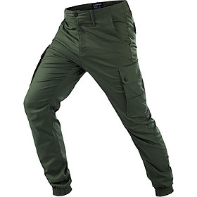 Fun Men Lightweight Breathable Quick Dry Pants Summer Casual Style Trousers Cargo Pants Waterproof Trousers