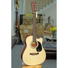Đàn Guitar Acoustic J200 Chất lượng tốt
