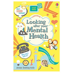 Usborne Looking after your Mental Health