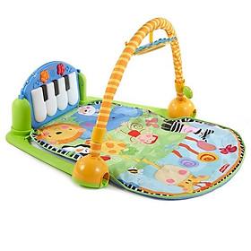 Thảm nằm chơi phát nhạc cho bé (Giao màu ngẫu nhiên)