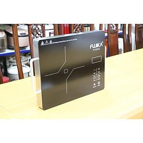 Bếp hồng ngoại Fujika, công suất 2000W, mặt kiếng cường lực-Hàng chính hãng