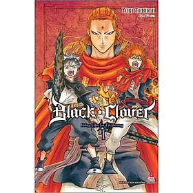Black Clover Tập 4: Hồng Liên Sư Tử Vương