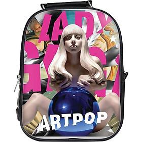 Balo Unisex In Hình Lady Gaga Artpop - BLUP005