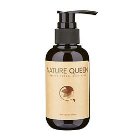 Dầu xả kích thích mọc tóc từ Thảo dược Nature Queen 100ml-0