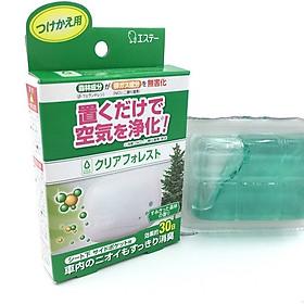 Sáp khử mùi ô tô đa năng hương linh sam Hokkaido- Bản thay thế