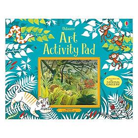 Usborne Art Activity Pad