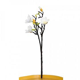 Hoa Mộc Lan Giả Trang Trí (53cm)