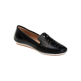 Giày Lười Nữ Da Thật CLOVER 140001