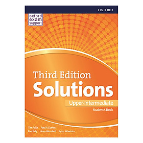 Solutions (3E) Upper Intermediate Student's Book