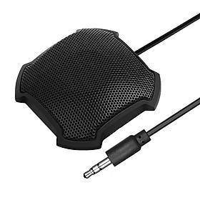 Microphone đa hướng 360 độ chuyên dụng cho hội họp cổng kết nối 3.5mm