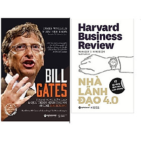 Bill Gates: Tham Vọng Lớn Lao Và Quá Trình Hình Thành Đế Chế Microsoft + Nhà Lãnh Đạo 4.0