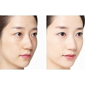 Phấn Nước Chiết Xuất Mật Ong Papa Recipe Honey Fit Skin Cover SPF50+ Pa+++ (15g)-4