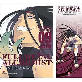 Fullmetal Alchemist - Cang Giả Kim Thuật Sư - Fullmetal Edition Tập 9 [Tặng Kèm Bookmark PVC]