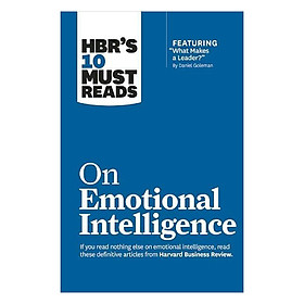 Harvard Business Review's 10 Must Reads On Emotional Intelligence