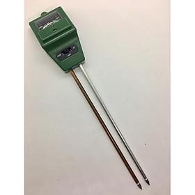 Máy đo độ PH, đo ánh sáng, độ ẩm của đất