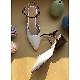 Giày cao gót 3cm, hậu sandal cực mềm và xinh lắm MT15