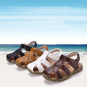 Biểu đồ lịch sử biến động giá bán ️ Dép sandal rọ chíp chíp đế mềm cho bé trai, dép rọ cho bé trai 20911 size 26-37