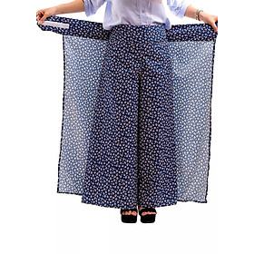 Váy chống nắng đa năng dạng quần - Màu ngẫu nhiên