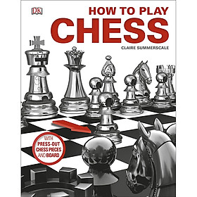 DK How To Play Chess (With Press-Out Chess Pieces And Board)