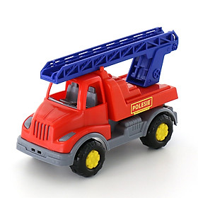 Xe cứu hỏa đồ chơi Leon – Polesie Toys