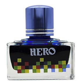 Mực Bút Máy HERO 7106 - Xanh Dương