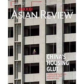 [Download sách] Nikkei Asian Review: China Housing Glut - 07.19