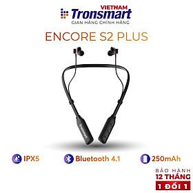 Biểu đồ lịch sử biến động giá bán Tai nghe Bluetooth Tronsmart Encore S2 Plus Chống nước IPX5 Khử tiếng ồn - Hàng chính hãng