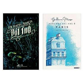 Combo Sách Văn Học: Đồi Thỏ (Tái Bản 2019) + Dưới Một Mái Nhà Ở Paris - (Những Cuốn Sách Giá Trị / Tặng Kèm Bookmark Greenlife)