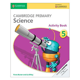 Cambridge Primary Science 5: Activity Book