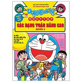 Doraemon Học Tập: Các Dạng Toán Nâng Cao - Quyển 2