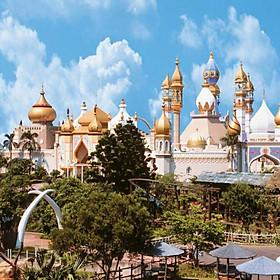 Vé Tham Quan Leofoo Village Theme Park