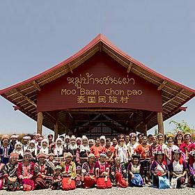 Vé Làng Moo Baan Chon Pao Pattaya, Thái Lan (Vé Vào Cổng + Xem Show)