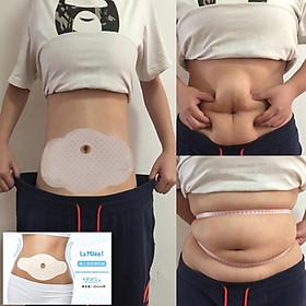 3 Pcs Body Shaper Sticker Tightening Sticker for Beer Belly Buckets Waist Waist Abdominal Fat Burner Loss Weight