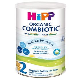 Sữa Công Thức HiPP 2 Combiotic Organic (800g)