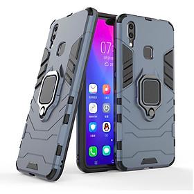 Ốp lưng chống sốc kèm iring cho Huawei Y9 2019