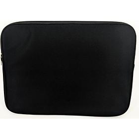 Túi bảo vệ chống sốc Laptop vải lưới polyester 15 inch  _ Đen