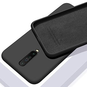 Ốp lưng vải nhung cho Xiaomi Redmi Note 9S - Note 8 Pro - Note 8 - Note 7 / Mi 9 - Mi 9SE - Mi 9 Lite - Mi 8 Pro - Mi 8 - Mi 8 Lite - Mi 9T - Redmi K20 - Pocophone X2 Redmi K30 nhựa TPU dẻo màu
