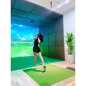 Combo tập Golf trong nhà - Golf Indoor