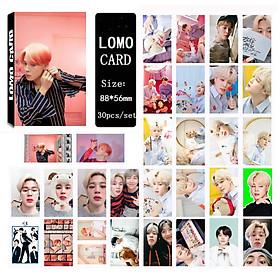 "Lomo card Jimin BTS ""Map of the Soul"""