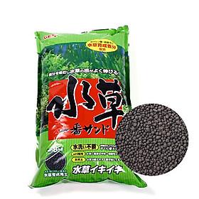 Phân nền thủy sinh Gex Xanh Nhật Bản (4kg-8kg)