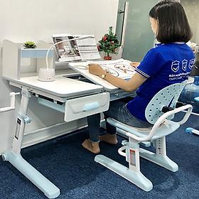 Bộ bàn ghế học thông minh chống gù trẻ em 1m JD-5100
